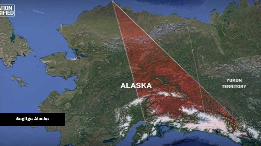Segitga Alaska merupakan sebuah hutan belantara yang lebat