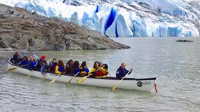 Wisata Kayak di Alaska