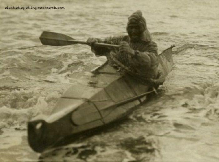 Kayak Telah Ada Dari Ribuan Tahun Lalu