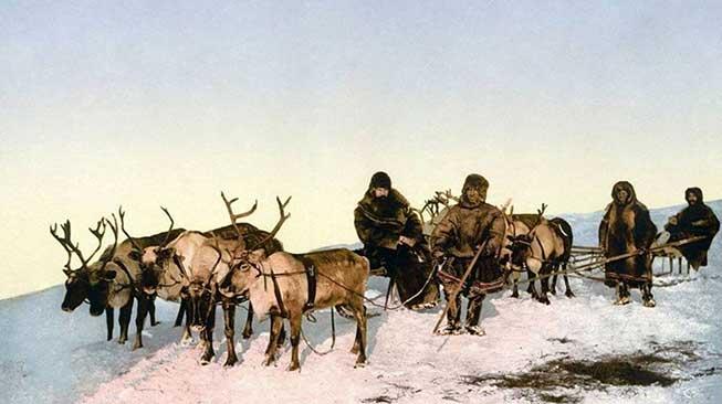 Suku Eskimo