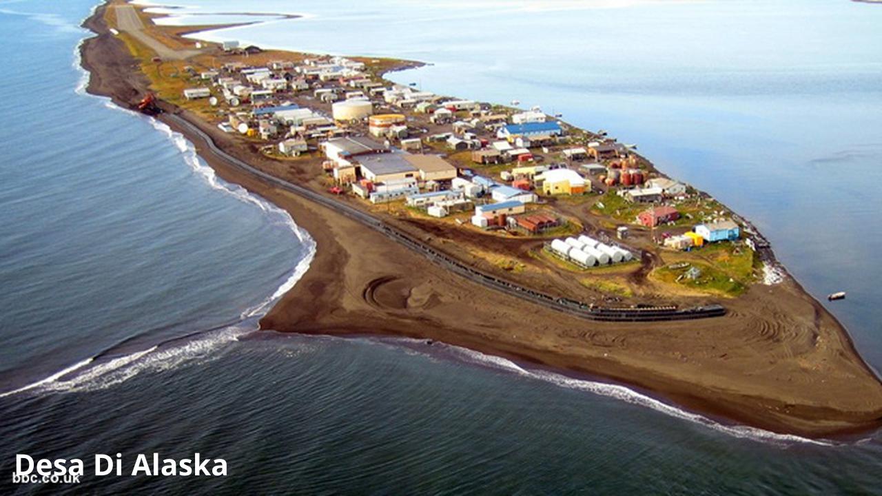Desa di Alaska