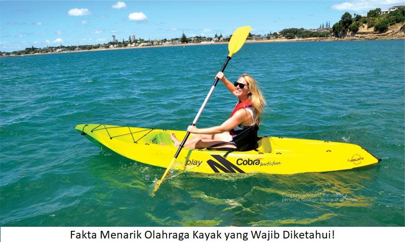 Fakta Olahraga Kayak