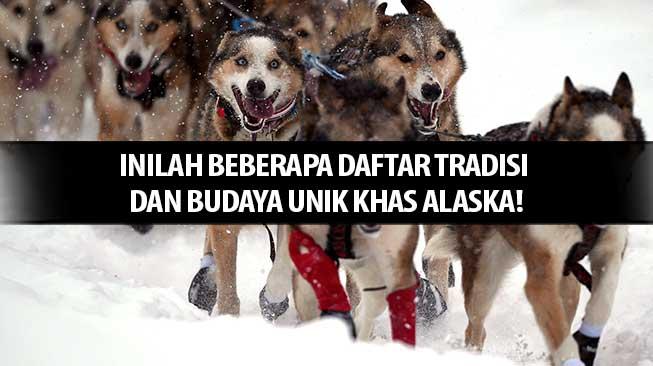 Tradisi dan Budaya Alaska