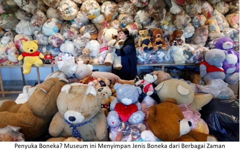 Museum Boneka di Alaska