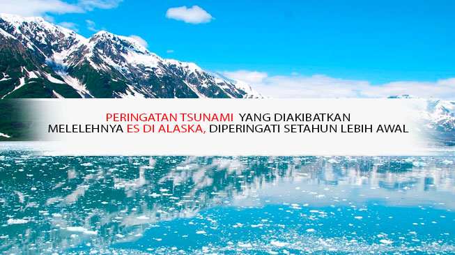 Peringatan tsunami di Alaska
